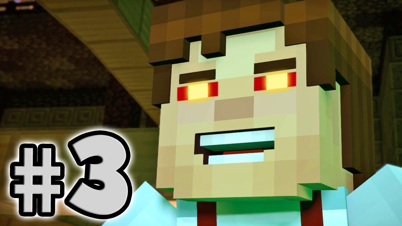 Minecraft Story Mode Season 2 Admin Jesse Episode 3 3 Youtube