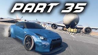Need for Speed Payback Gameplay Walkthrough Part 35 - FULLY UPGRADED GT-R & 1% CLUB