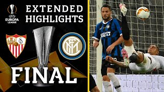 Sevilla vs. Inter Milan | <b>Europa League</b> Final highlights | UCL on ...