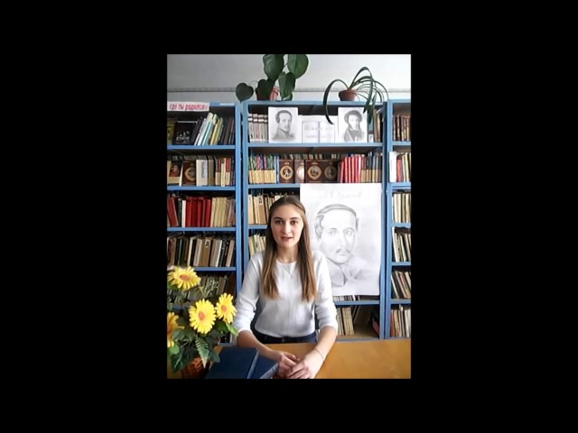 Изображение предпросмотра прочтения – ЮлияМличковская читает произведение «Искучно игрустно» М.Ю.Лермонтова