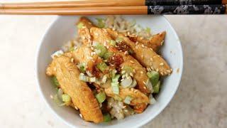 Best Honey Garlic Chicken recipe by SAM THE COOKING GUY