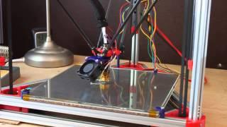 Mini Kossel Printing