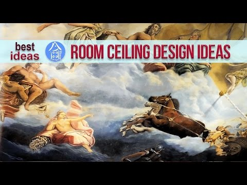 💗-of-fresco-wallpapers-on-ceiling---room-ceiling-design-ideas