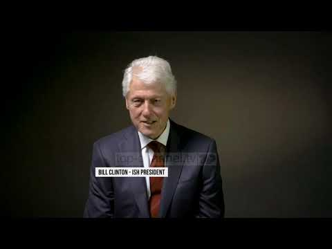 Klinton dhe Bush urojnë Kosovën - Top Channel Albania - News - Lajme