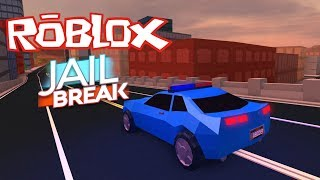Eric's World | Roblox JailBreak With Friends