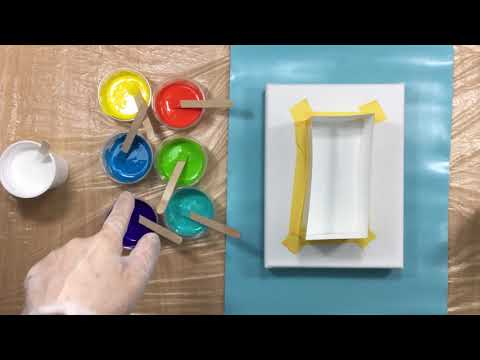 ( 327 ) Experiment with folding the paint