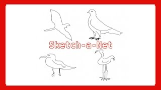 """New computer program """"Sketch-a-Net"""" recognises Sketches more accurately than a Human"""