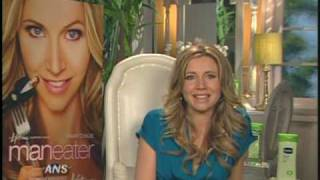 SARAH CHALKE TALKS MANEATER IN ANS INTERVIEW