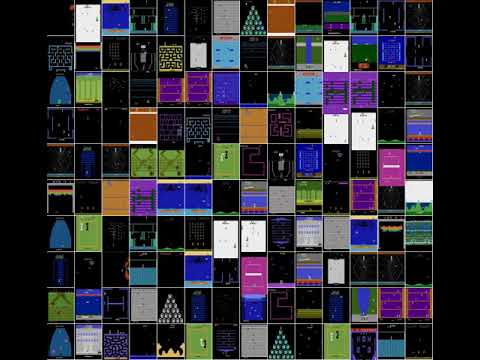 Creating a Zoo of Atari-Playing Agents to Catalyze the