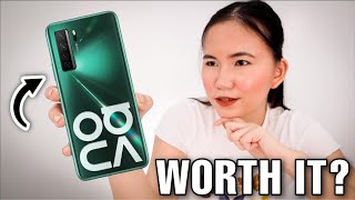 HUAWEI Nova 7 SE 5G REVIEW: IS IT THE BEST VALUE FOR MONEY?