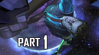 Tales from the Borderlands Episode 5 Walkthrough Part 1 - Vault of the Traveler