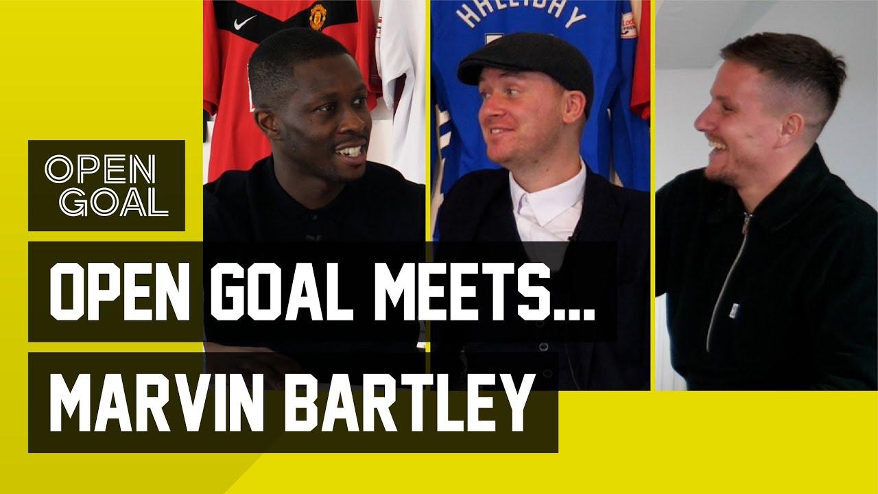 MARVIN BARTLEY | Open Goal Meets...