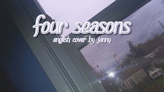 Download 🌪 TAEYEON - Four Seasons | English Cover by JANNY Mp3