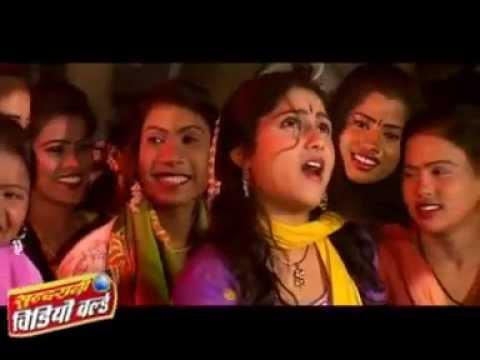 Kaali Ghata Ke Kajra - Mor Mrignayani - Laxminarayan Pandey - Chhattisgarhi Song
