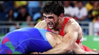 Аниуар Гедуев Серебряная медаль Рио 2016 борьба