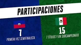 Copa Oro: Haití vs México