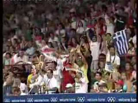 Taufik Highlights Olympic Games  final set 2