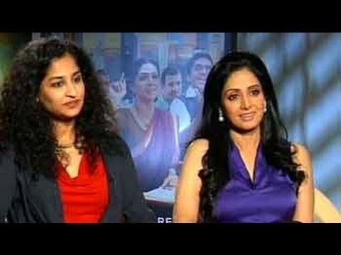 In conversation with Sridevi and Gauri Shinde