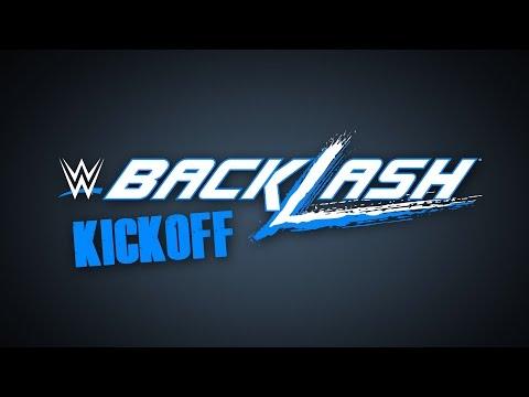 Backlash Kickoff: Sept. 11, 2016