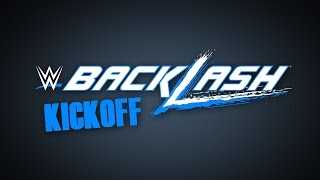 Backlash Kickoff: Sept. 11, 2016