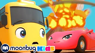 The Erupting Volcano! | Go Buster by Little Baby Bum: Nursery Rhymes & Baby Songs | ABCs & 123s