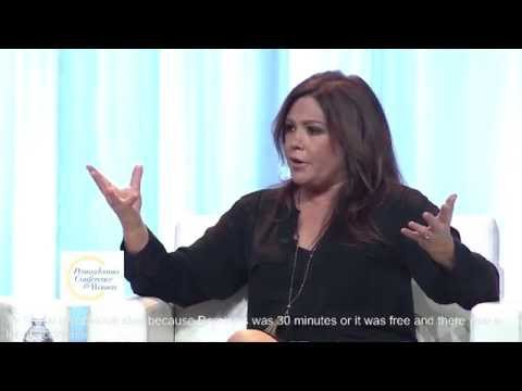 Rachael Ray at the 2015 PA Conference for Women