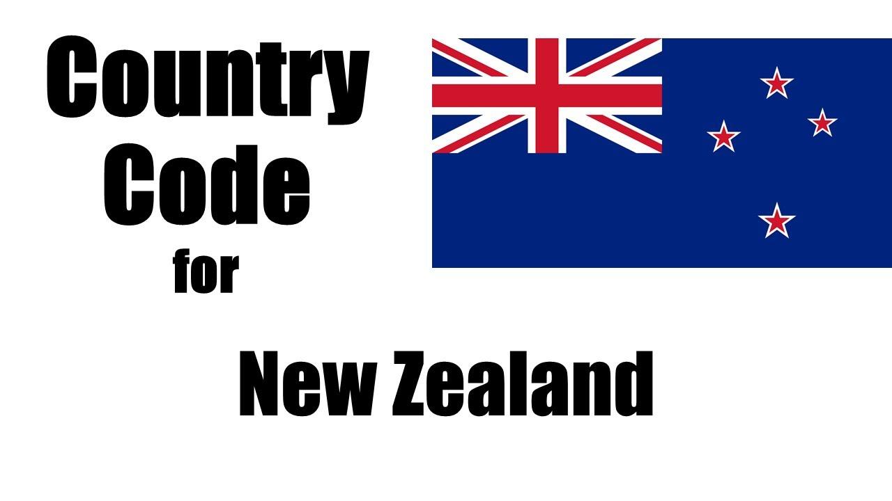 New Zealand Dialing Code - New Zealander Country Code