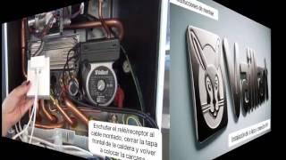 Cómo Instalar El Termostato Wifi Conectavaillant En Caldera Vaillant Deac Youtube
