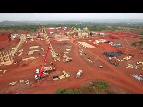 Building Yanfolila - The Complete Construction Timelapse Video