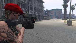 Fortunate Son   Music Video Editor   GTA5 Online