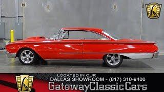 1960 Ford Starliner Restomod #734-DFW Gateway Classic Cars of Dallas