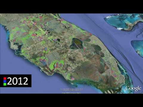 Florida Urban Growth Simulation