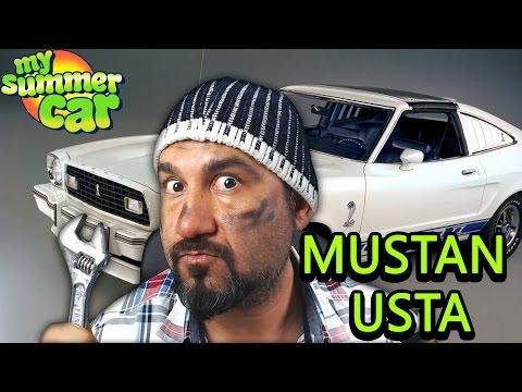 OTO TAMİR SİMÜLASYONU | MY SUMMER CAR