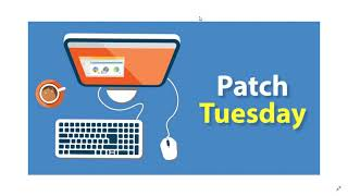 Today July 9th 2019 Patch Tuesday security updates will be released