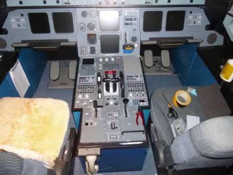A320 Home Cockpit Construction