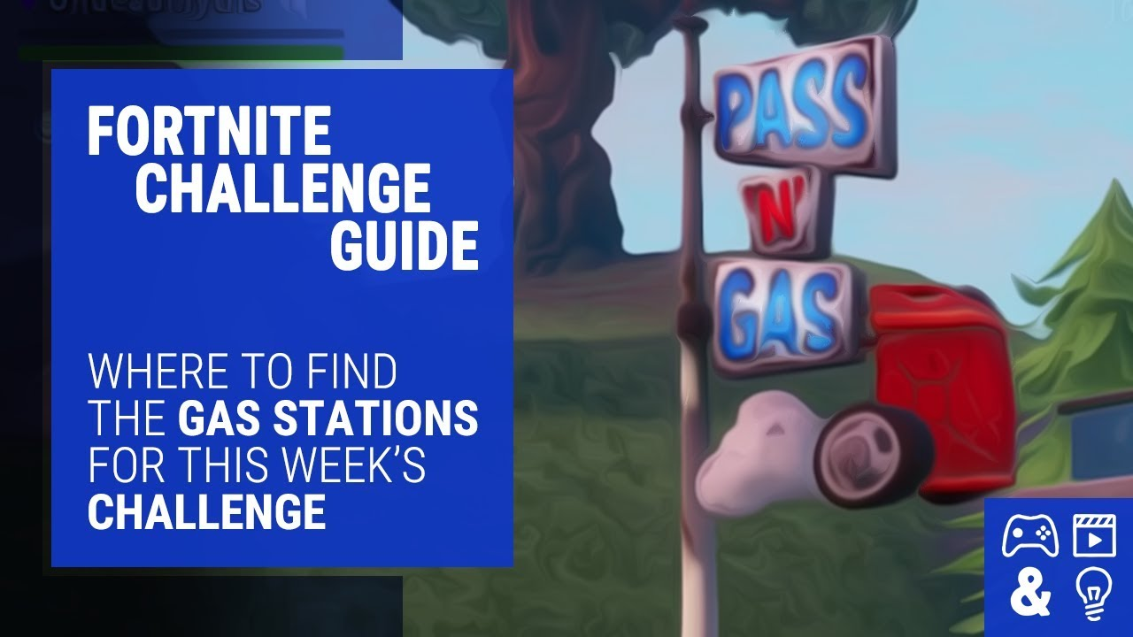 Fortnite: All Gas Station locations | Metabomb