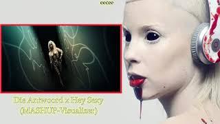 Die Antwoord - Hey Sexy (MASHUP-Visualizer) Ft. Beyoncé, Nicki Minaj, Lady Gaga, Rihanna & Cardi B