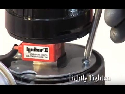 Pertronix Ignitor Kits Installing 1181 91181 Distributor Tutorial