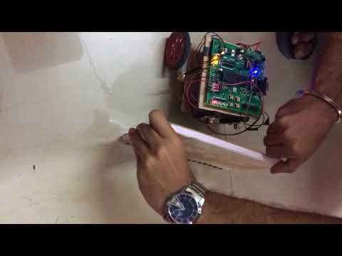 Skyfi Labs Online course - Obstacle Follower Robot - Team Guneet