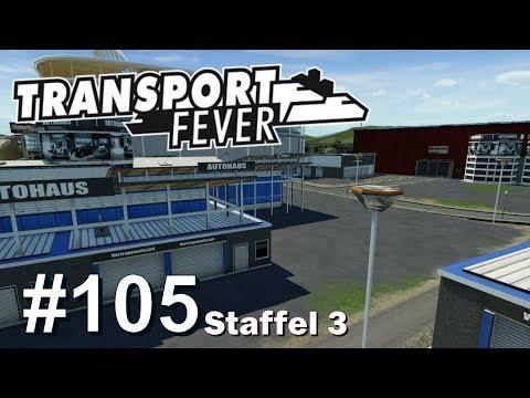 Transport Fever S3/#105: Ein Autohaus für München [Let's Play][Gameplay][German][Deutsch]