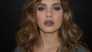 Smokey Mauve Makeup Tutorial | Naked 3