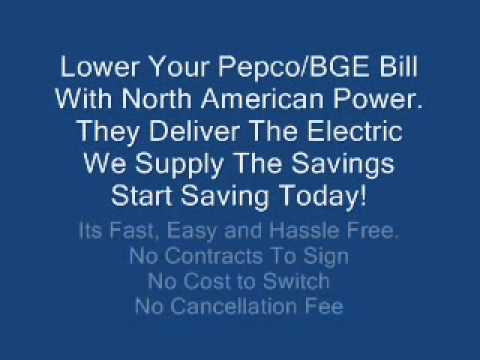 Pepco - How To Lower Your Electric Bill