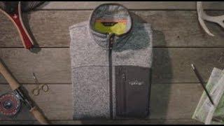 ORVIS - Windproof Sweater Fleece Fly Fishing Vest