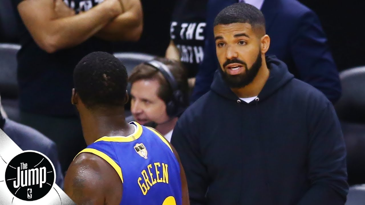separation shoes f6009 5182e What was Drake thinking with that 'Home Alone' shirt? | The Jump