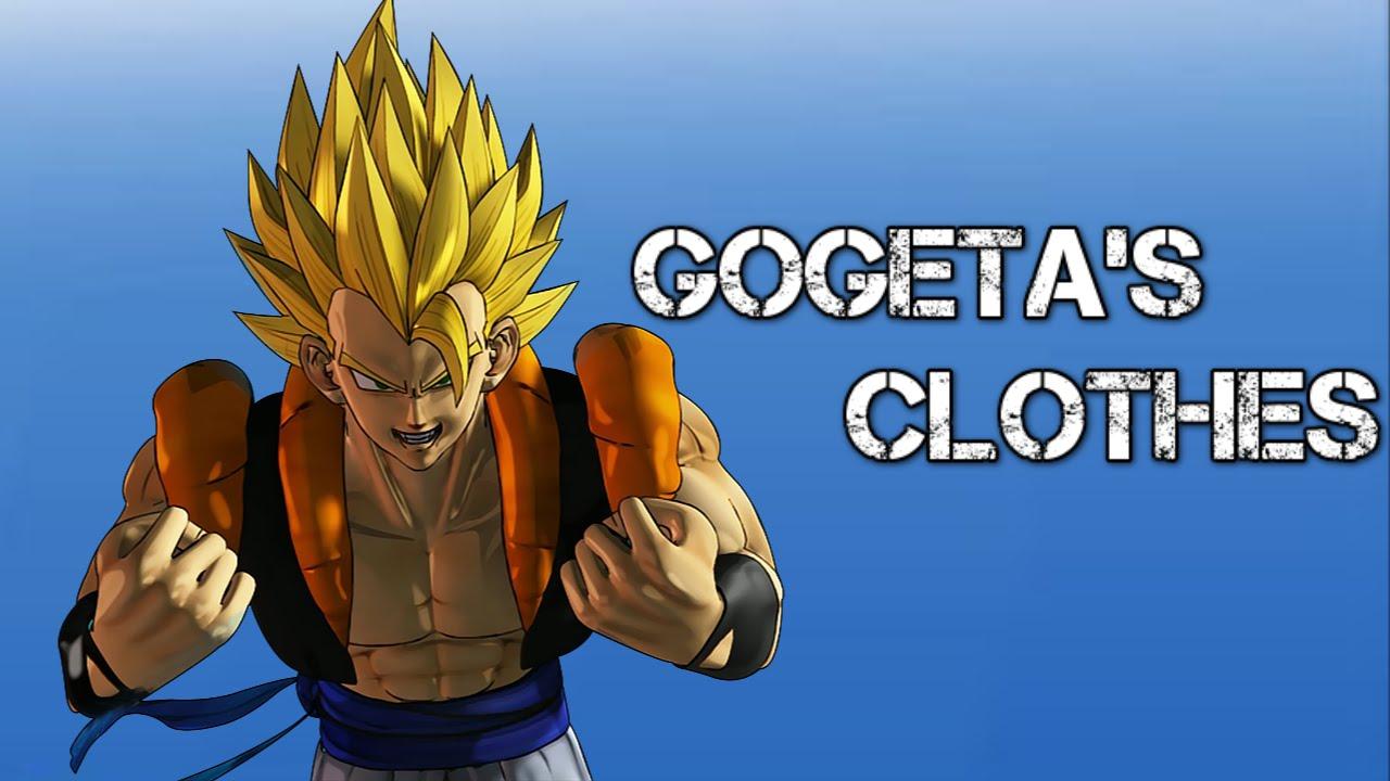 Dragon Ball Xenoverse , How To Get Gogeta\u0027s Clothes