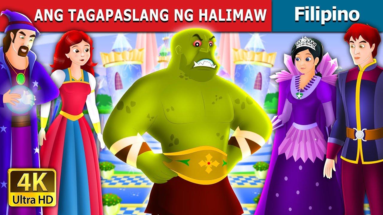 ANG TAGAPASLANG NG HALIMAW | Kwentong Pambata | Filipino Fairy Tales