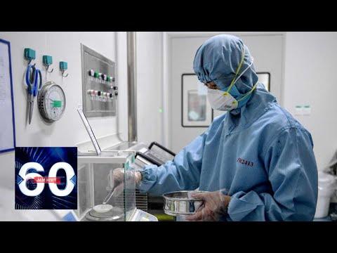 Шок! Подробности лечения россиян на карантине по коронавирусу. 60 минут от 19.02.20