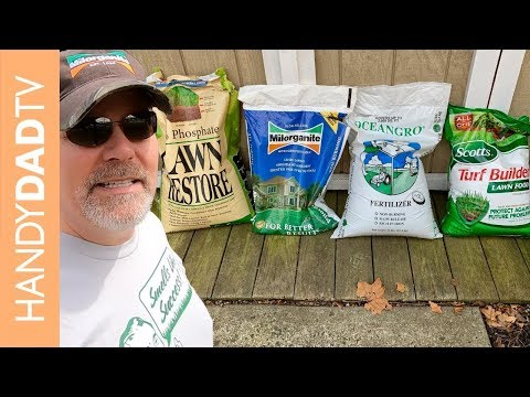 Milorganite - Why You Shouldn't Use It As Your Only Lawn Fertilizer