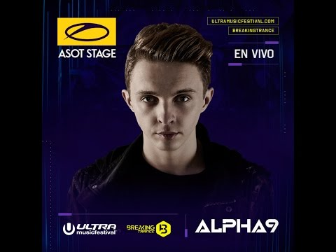 Arty - pres. Alpha 9 - Ultra Music Festival Miami (ASOT STAGE) #ASOTMIA