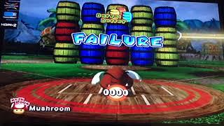 Mario Superstar Baseball (All losing Animations)